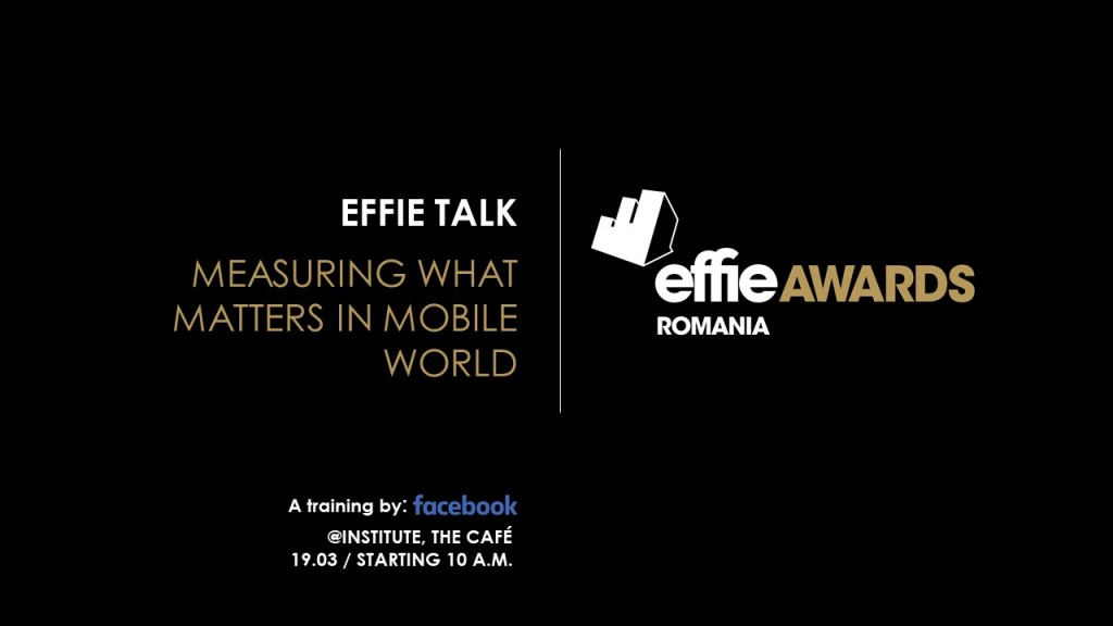 effie facebook training